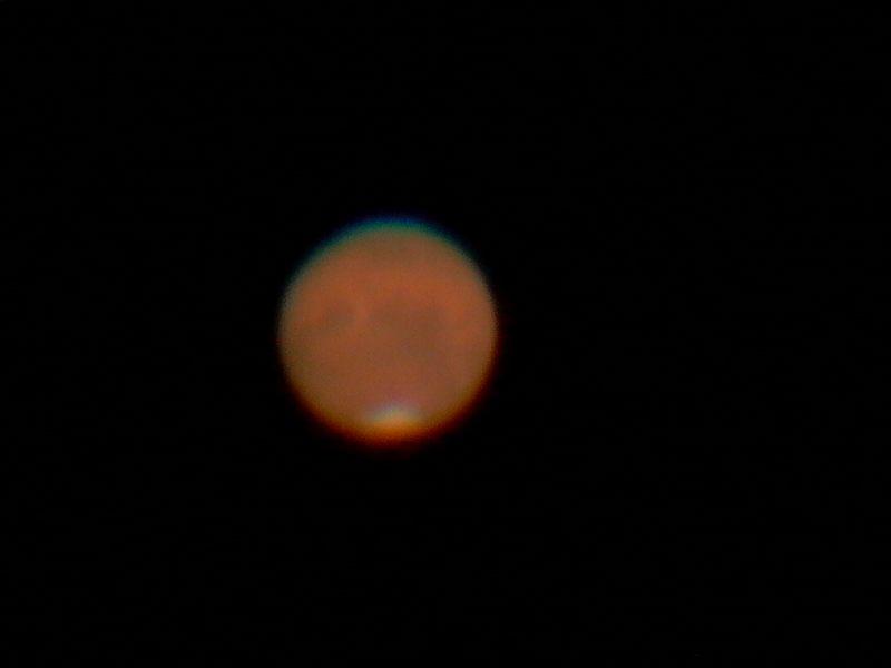 Mars in Opposition