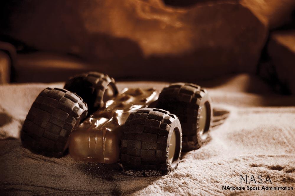 MARS MOBIL [Top Secret]