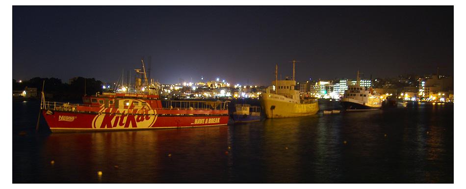 Marsamxett Harbour, Sliema
