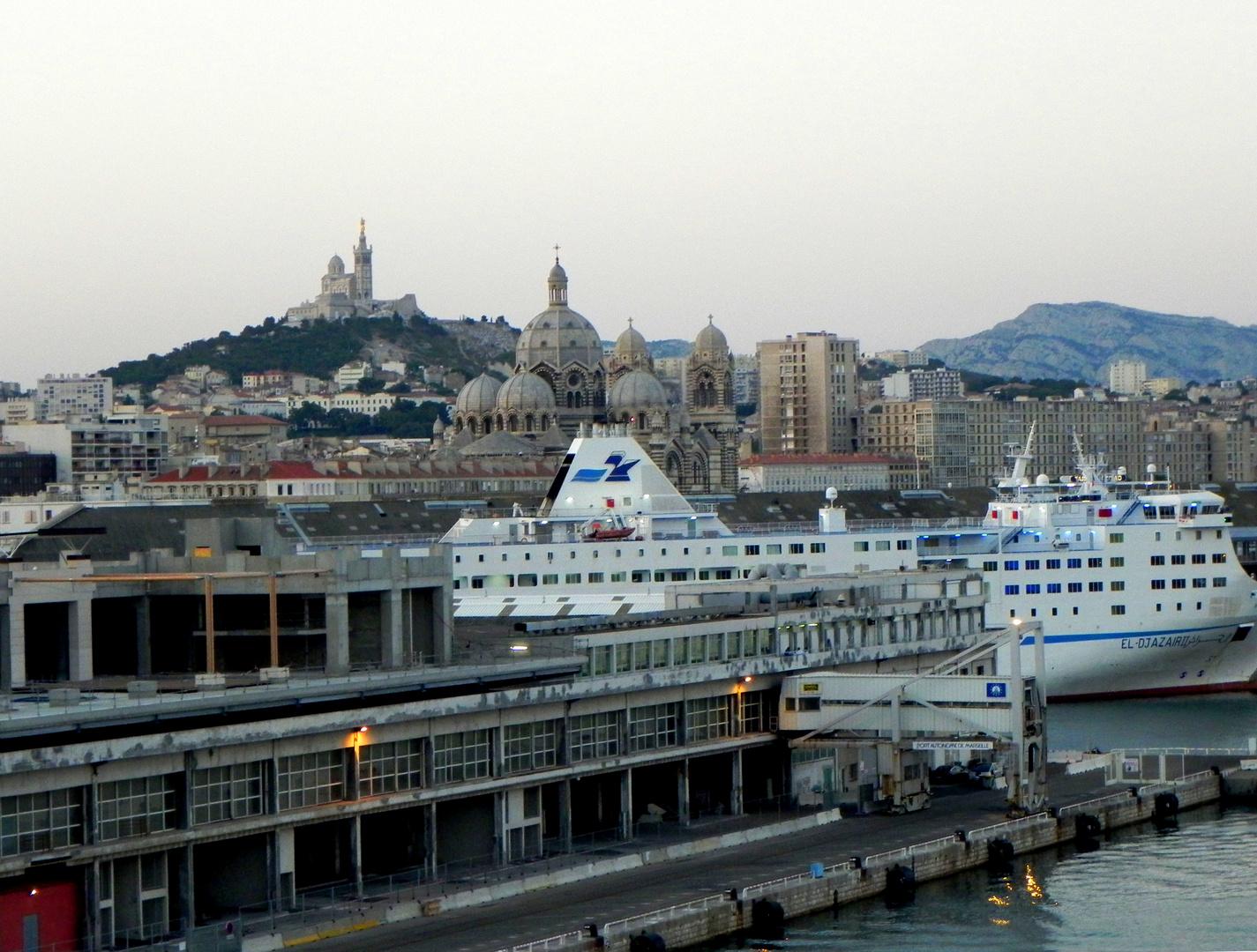 Marseille à l'aube 2