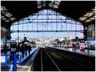 Marseille. Gare saint-Charles