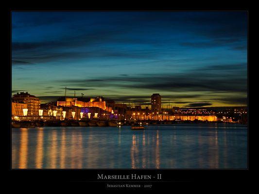 Marseille Hafen - II