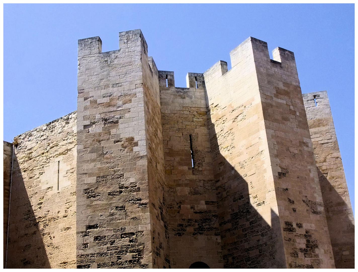 Marseille, l'abbaye Saint Victor