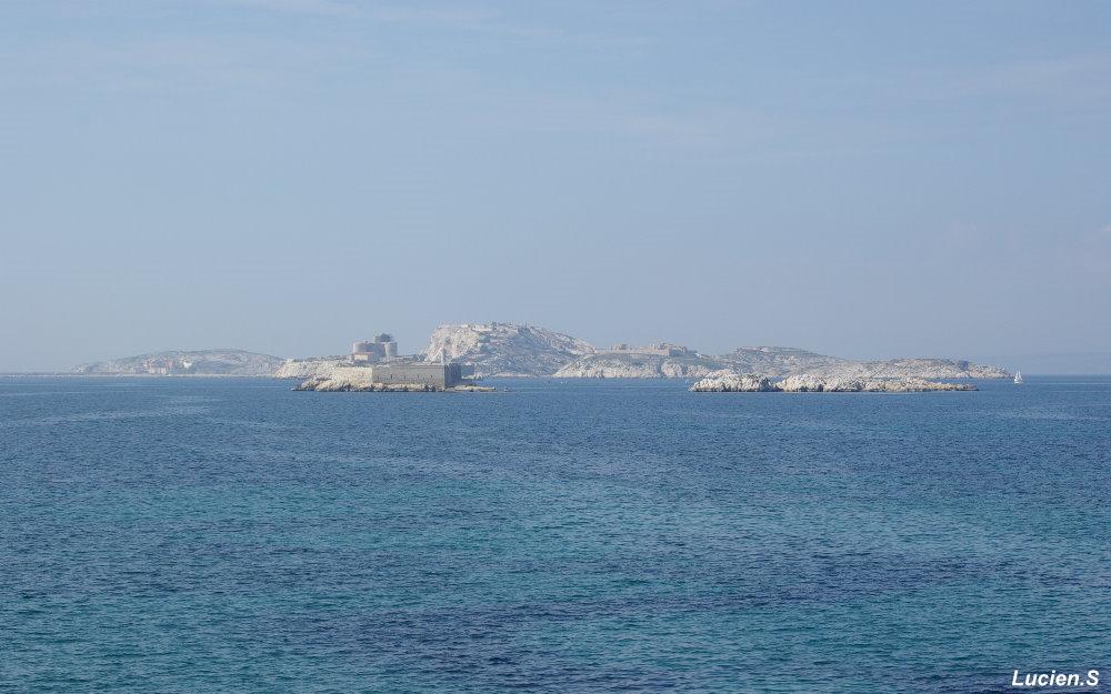 Marseille Le château d'If