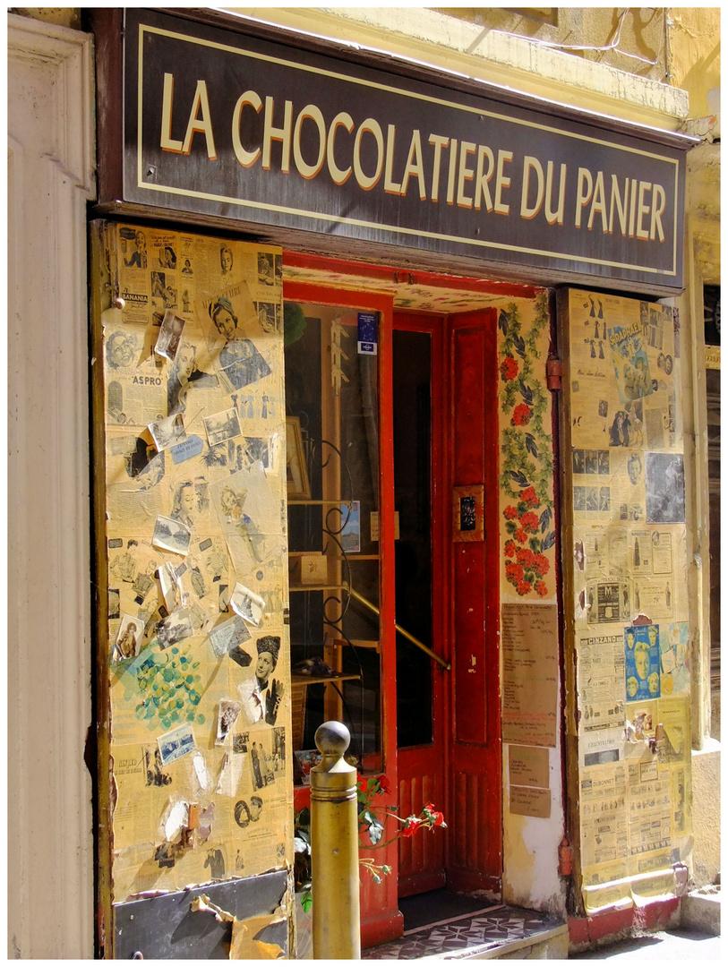 Marseille, le Panier. 2