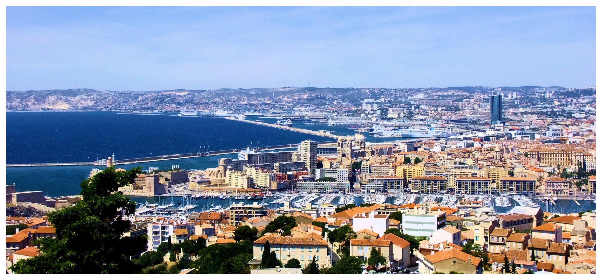 Marseille-panoramique