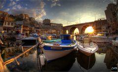 Marseille, vallon des auffes