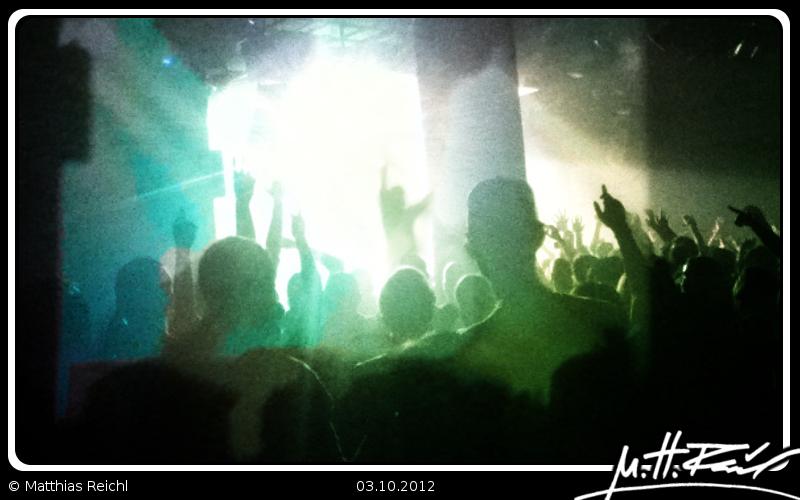 Marsimoto Soundsystem Live in Mannheim 2012