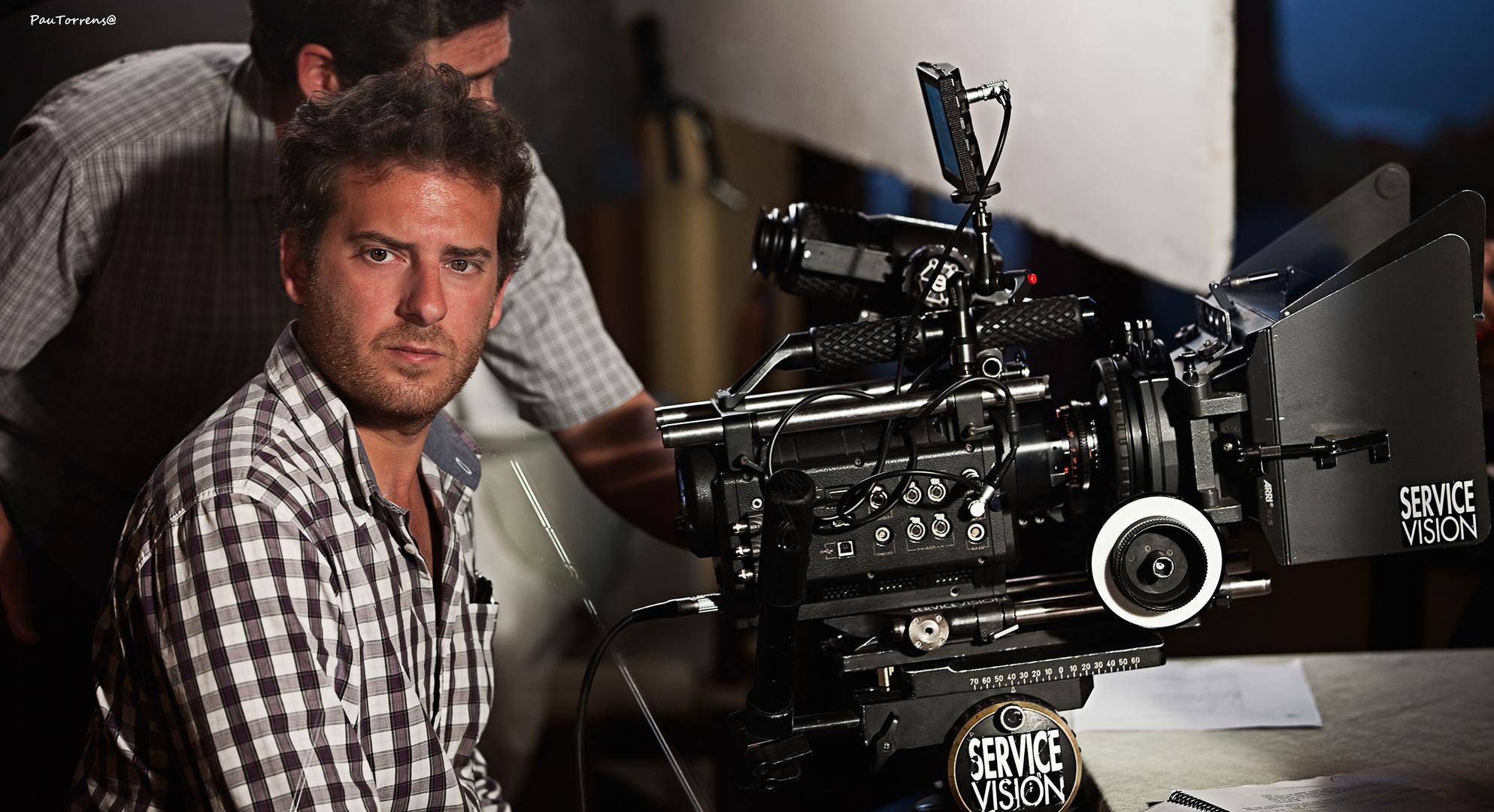 MARTIN GARRIDO -EL DIRECTOR-