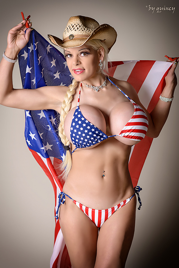 Martina Big - Stars and Strips :-)
