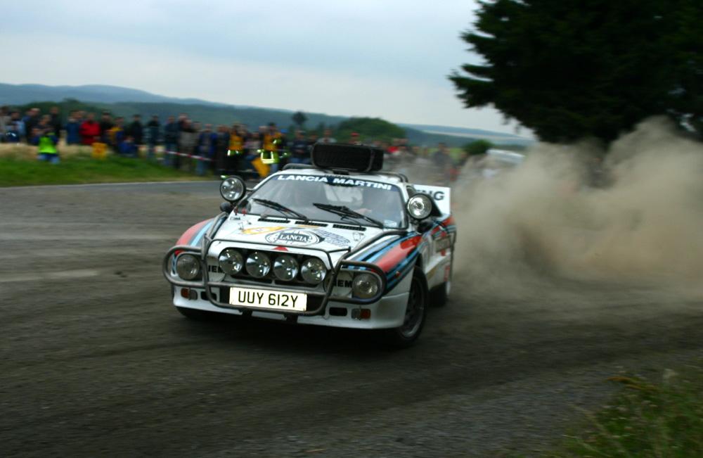 Martini Lancia Rally 037