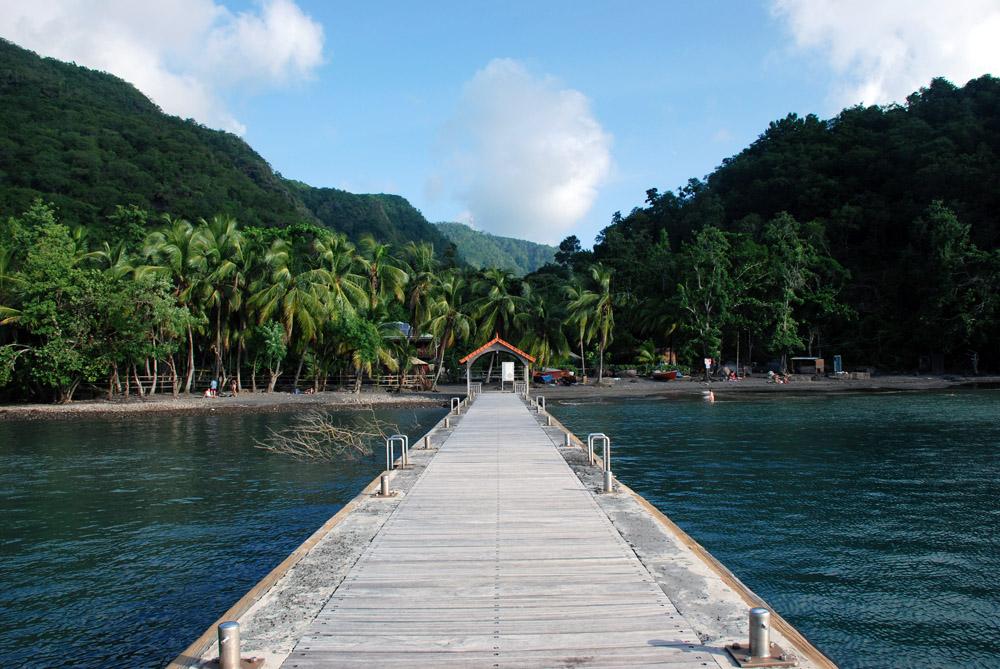 Martiniqie - Anse Noire
