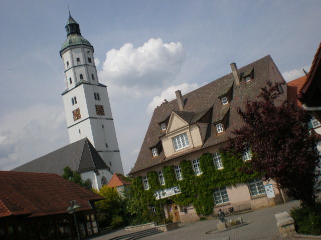 Martinskirche in Langenau