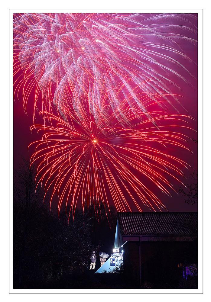 Martinskirmes Feuerwerk 2