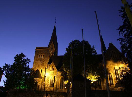 Martinus-Kirche in Olpe