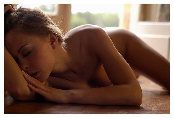 Maruschka on the floor