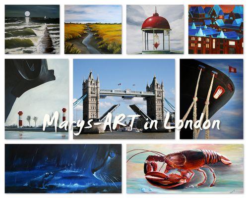 Mary goes London