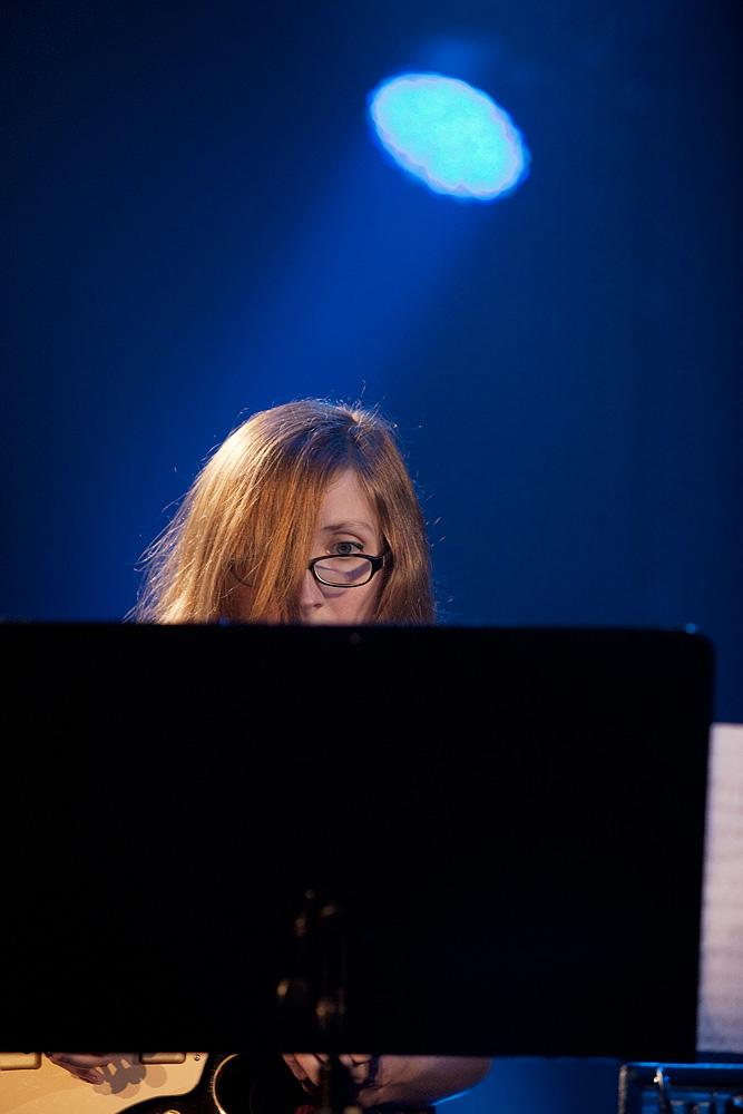 Mary Halvorson | Jazzfestival Saalfelden 2012