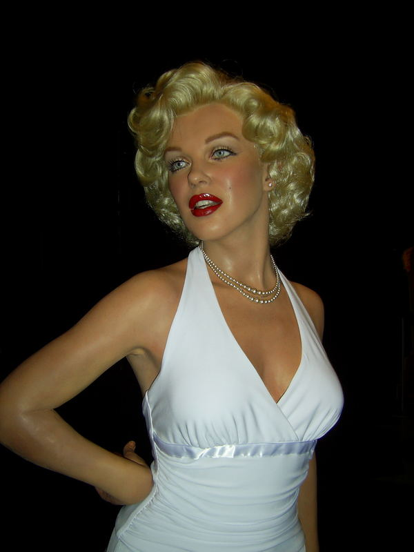 Marylin (In Wachs)