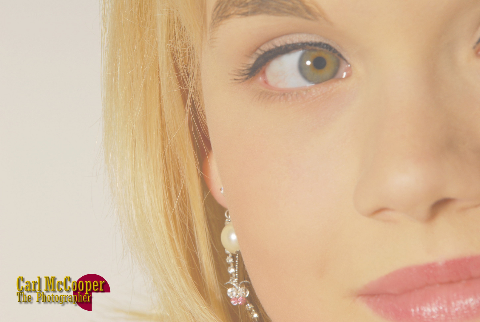 Marylin Portrait einer jungen Frau I