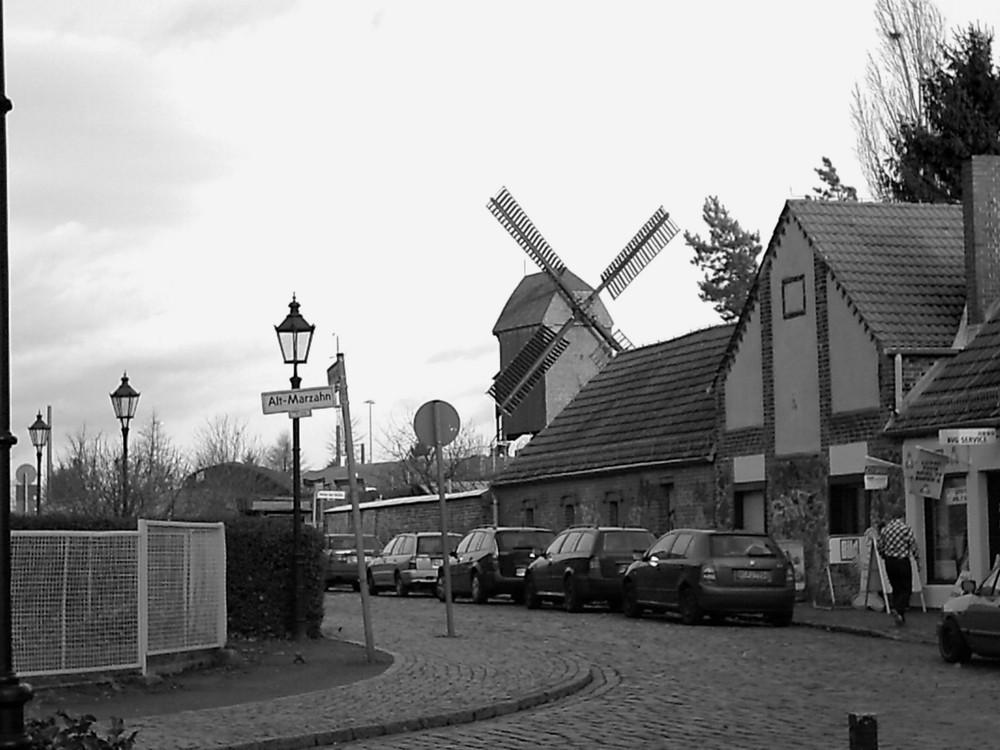 Marzahner Mühle.