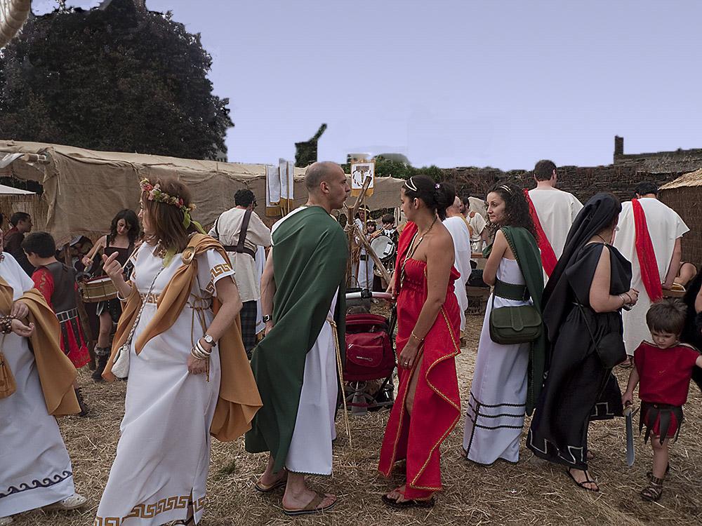 Más campamento romano