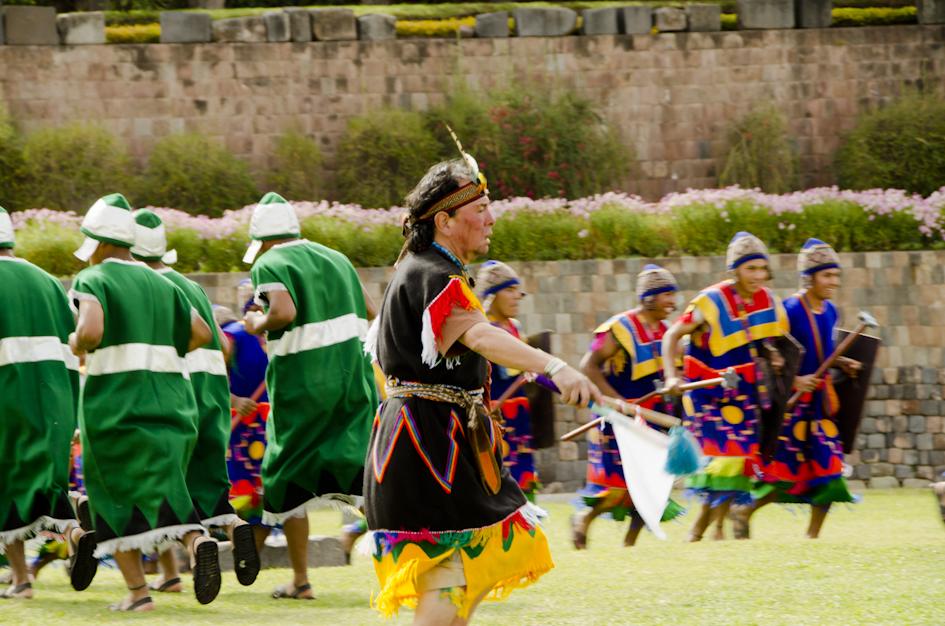 Mas del Inti Raymi, Cusco