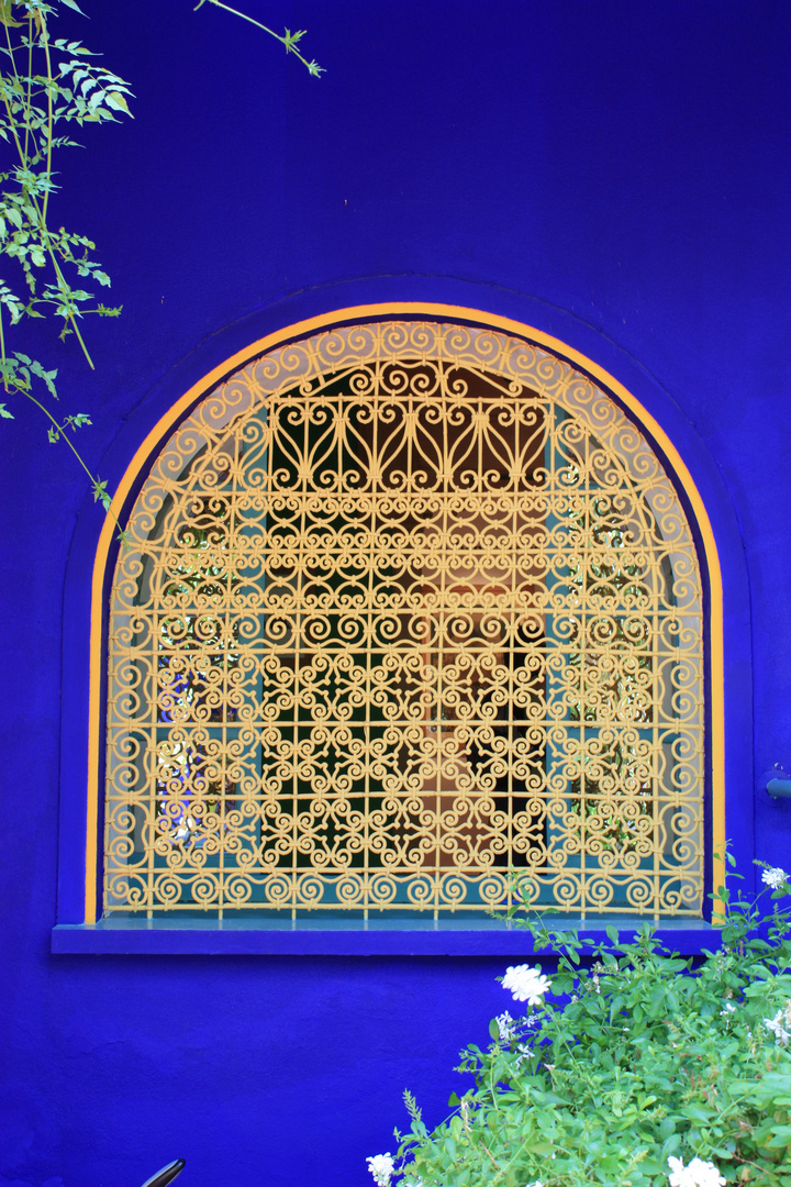 mas detalles jardines yves saint-laurent marrakech
