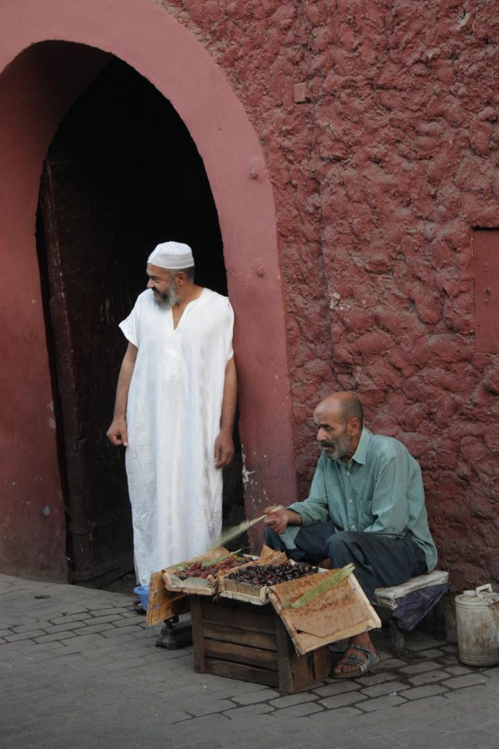 mas habitantes de Marrakech