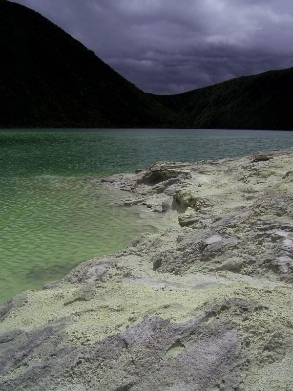 Mas laguna verde!!!