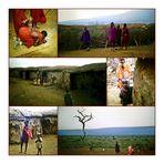 Masai-Dorf