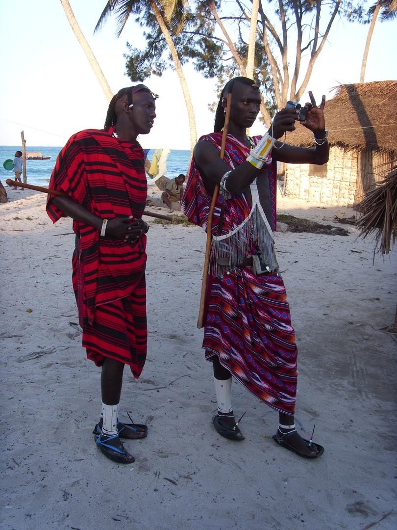 ... Masai e fotografia...