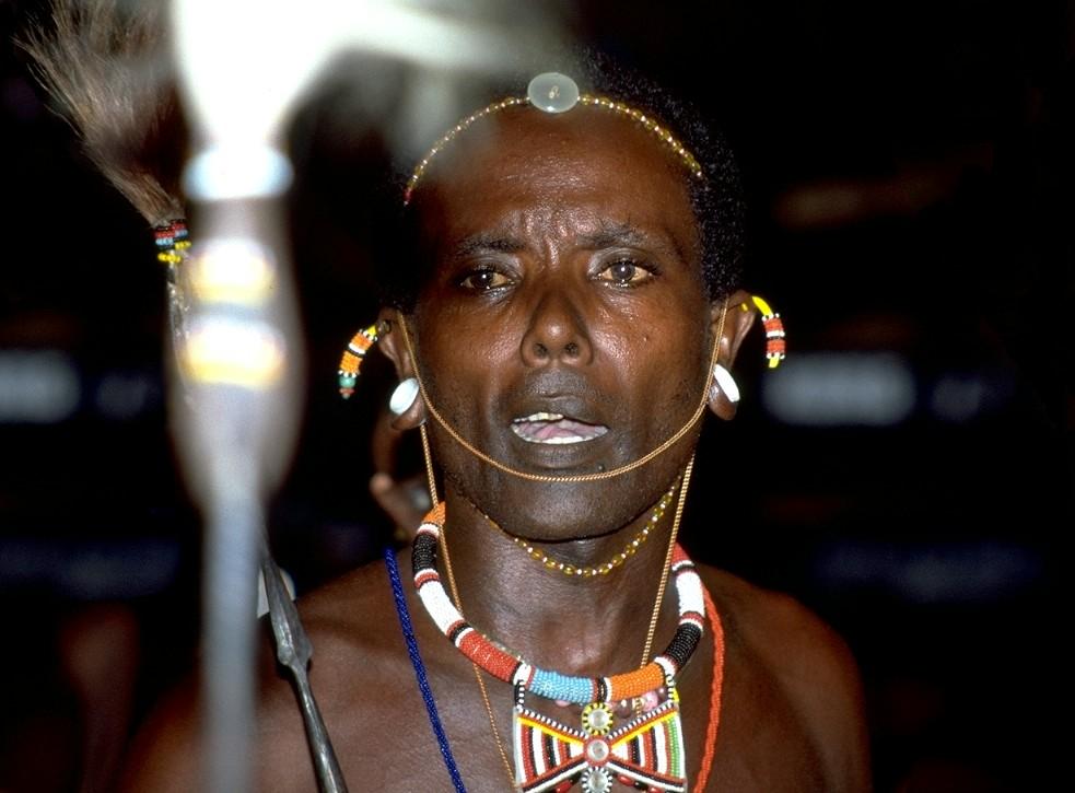 Masai - Gesang