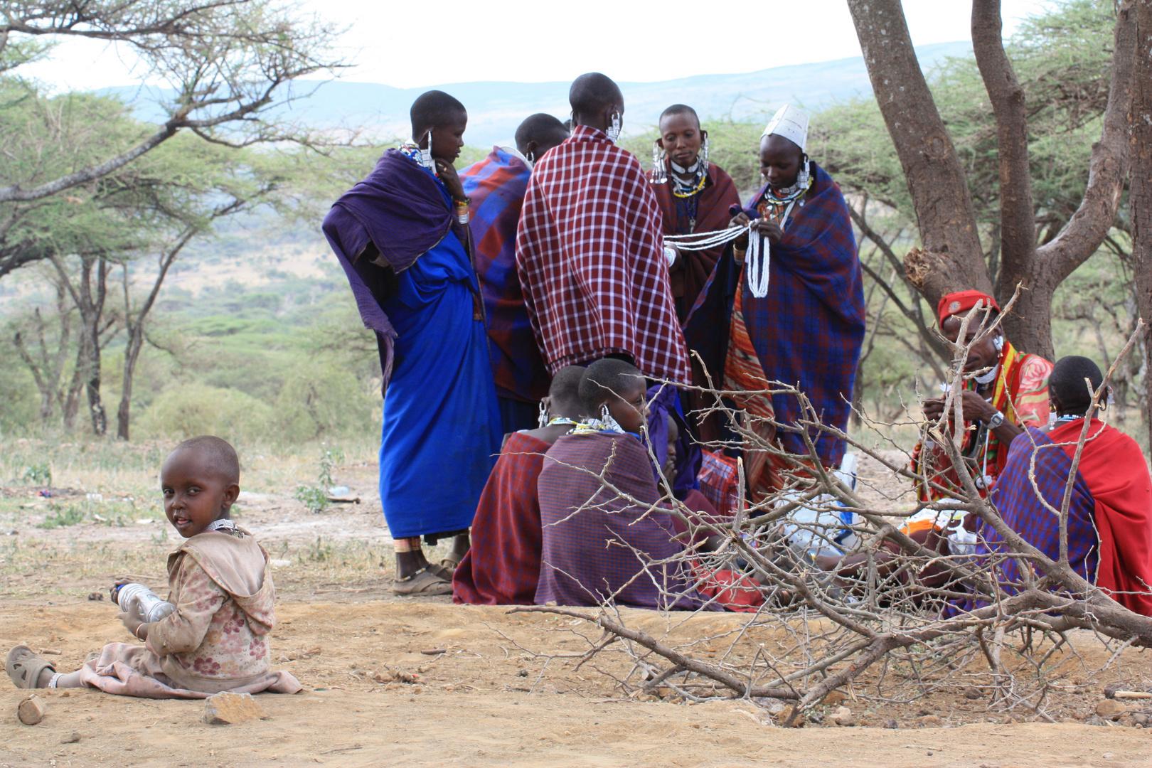 Masai Gruppe