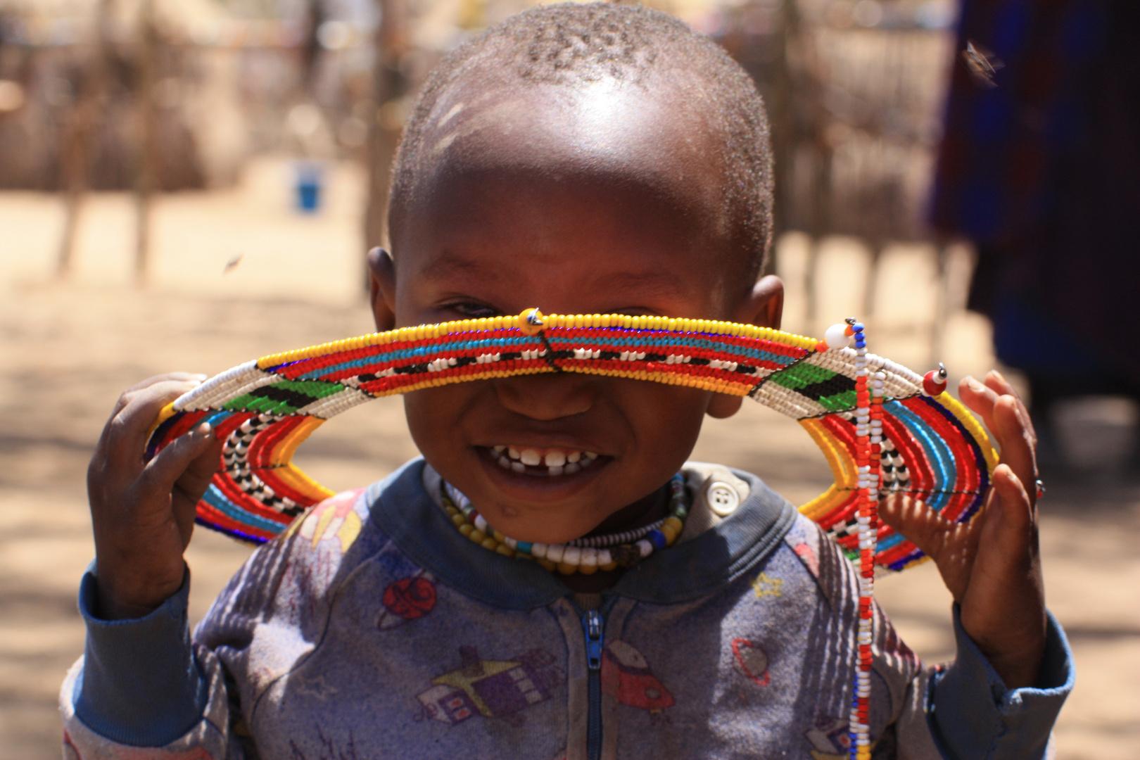 Masai Junge