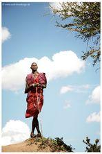 Masaikrieger...