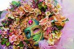 Maschera floreale