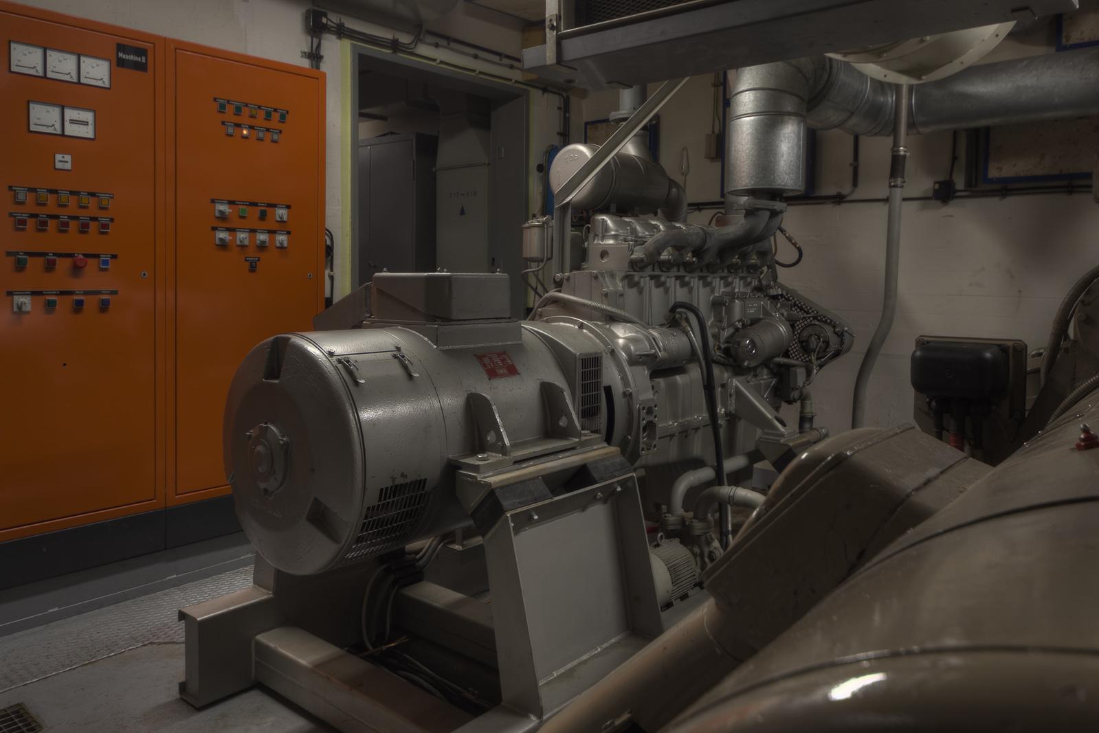 Maschine II