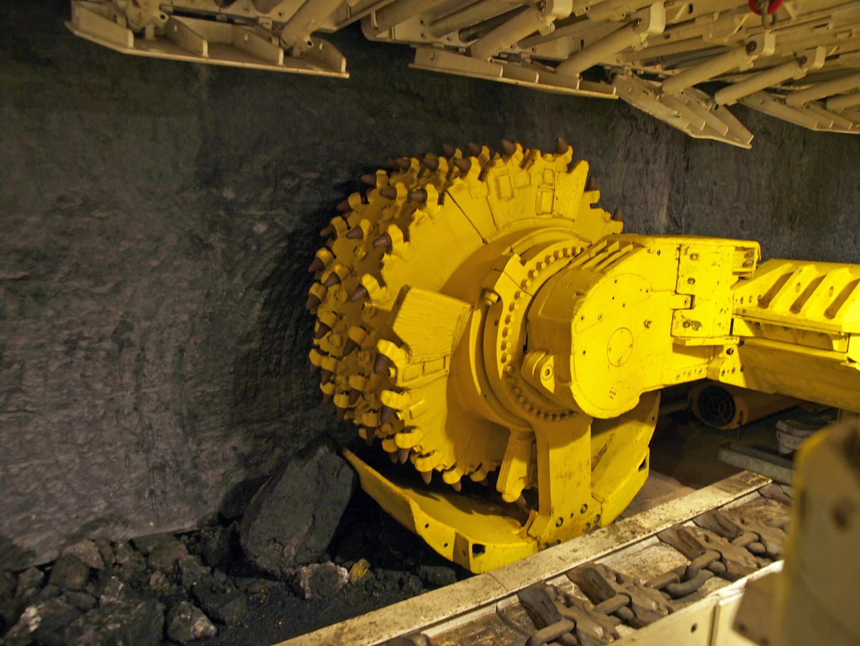 Maschineller Bergbau II