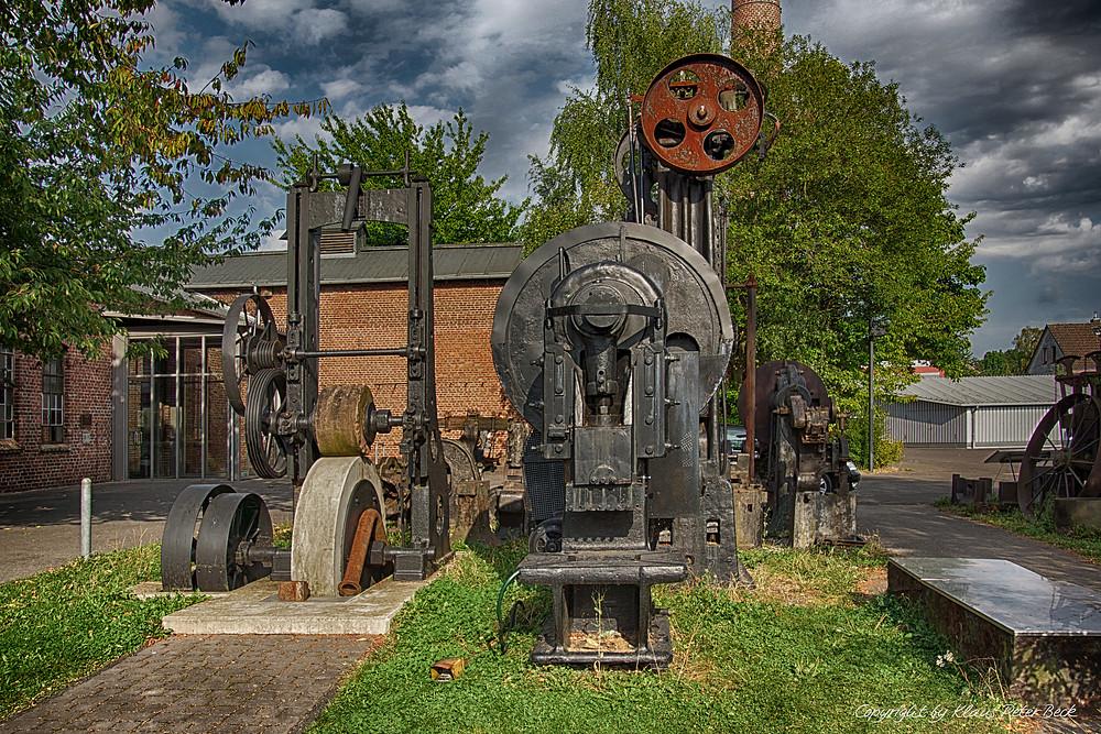 Maschinen Park