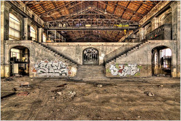 Maschinenhalle Simonsschacht 2