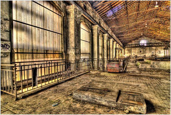 Maschinenhalle Simonsschacht 3