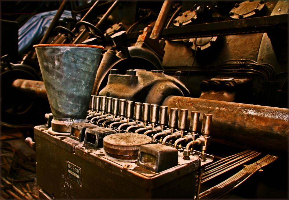 Maschinenorgel