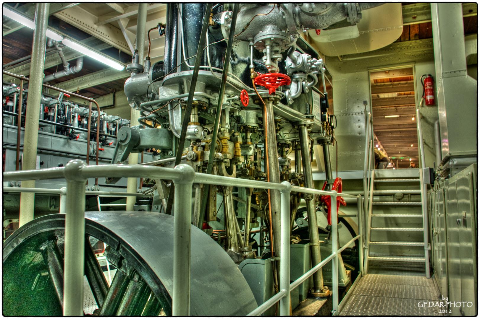 Maschinenraum - IX