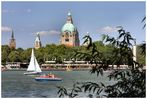 Maschsee in Hannover !