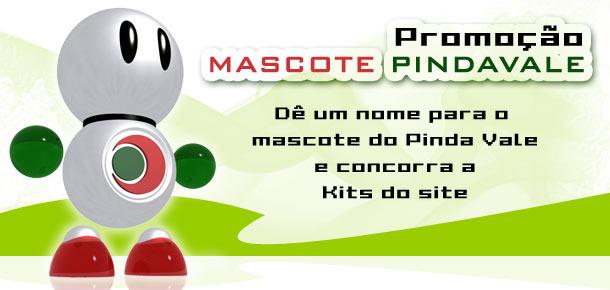 Mascote Pindavale - Brazil