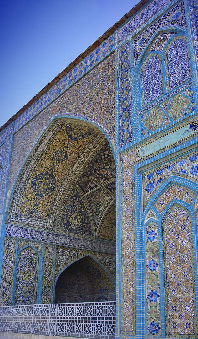 Masejed-e Jame Moschee in Sanadaj