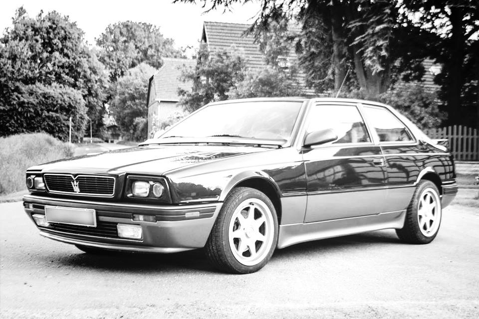 Maserati 224v Biturbo
