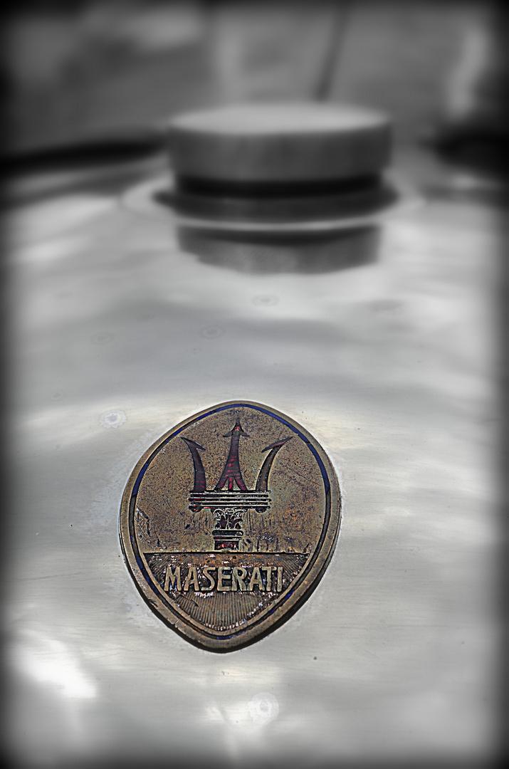 Maserati Marken-Emblem
