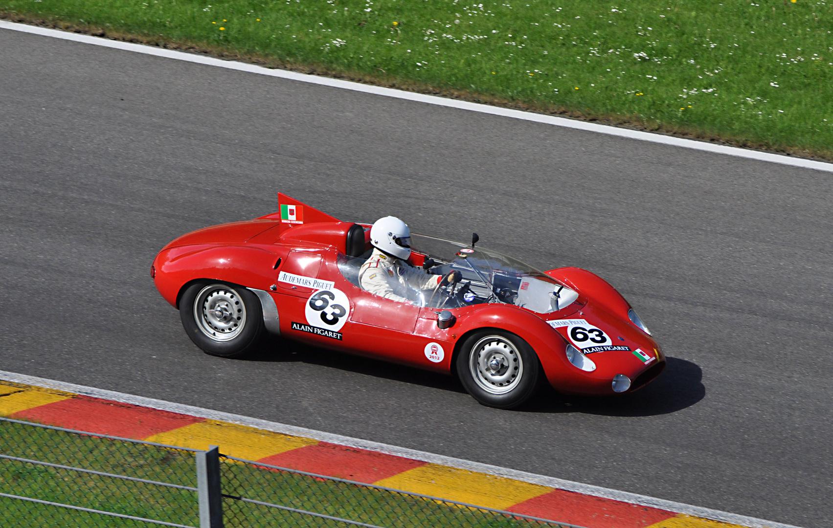 Maserati Tipo 63 Bj.1960